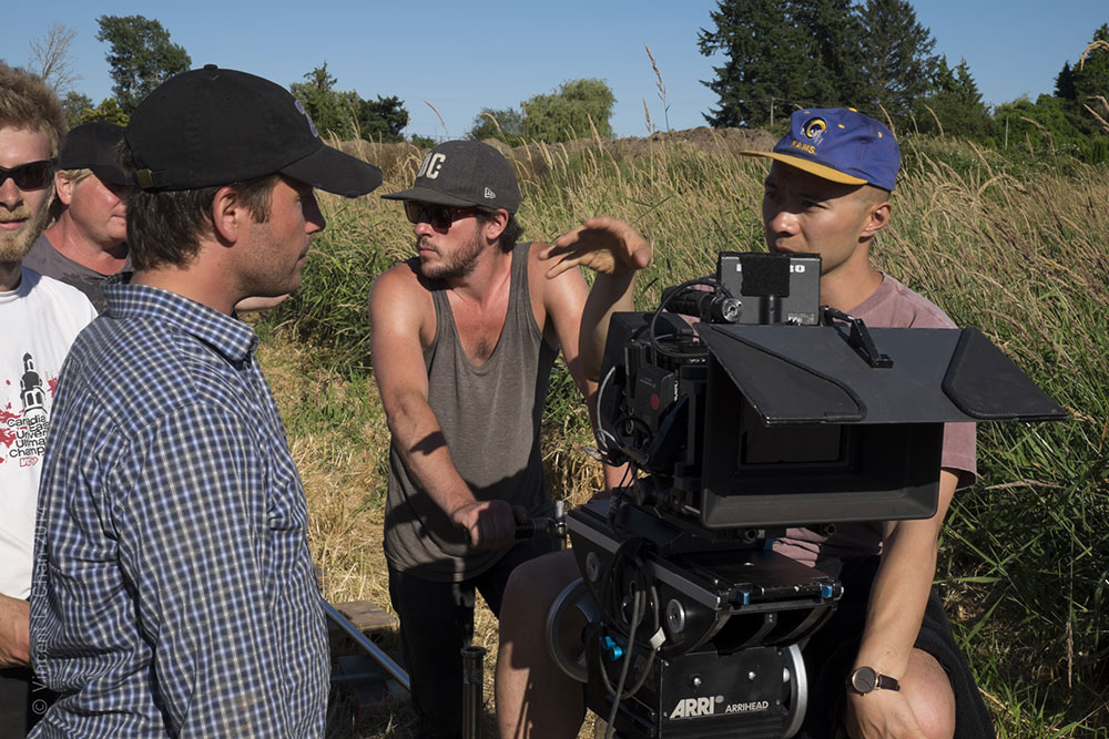 Director Jordan Paterson and DP Norm Li discuss scene