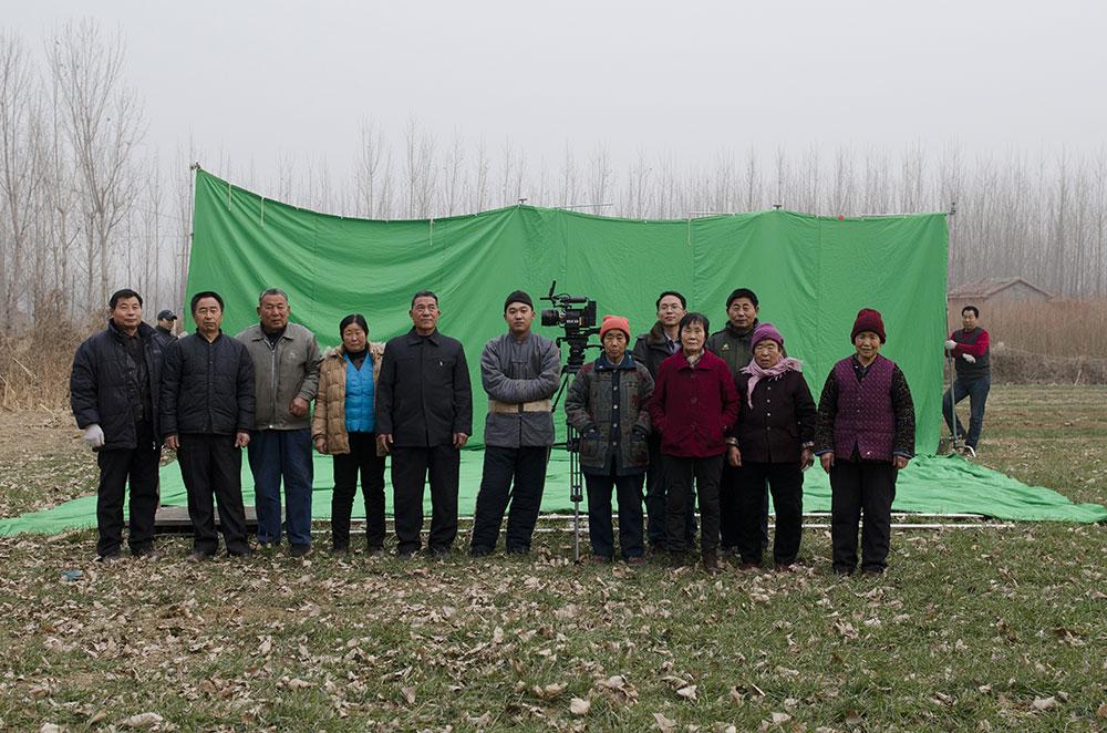 Zhang Yan's Family village, Zou Ping, Shandong