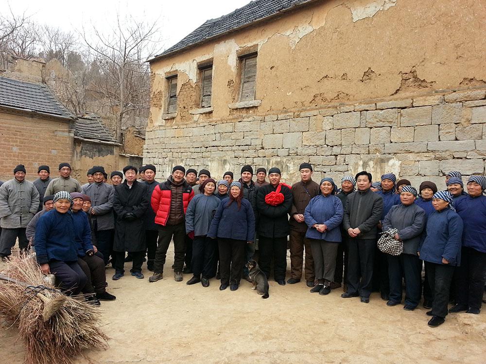 Shandong village extras